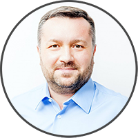 Nikita Yampolski, Founding CEO, VP Product und Operations